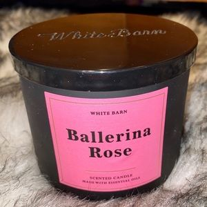 Ballerina Rose Candle